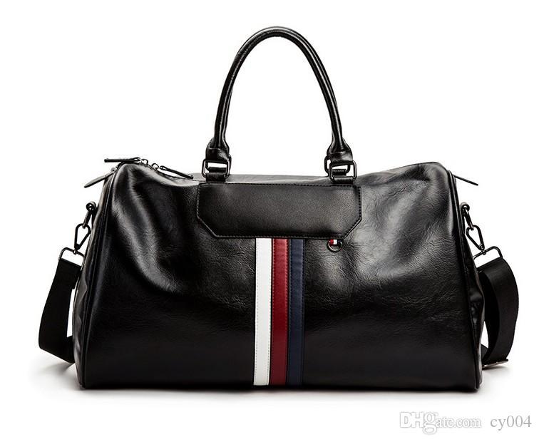 48cm kadın bagaj çanta tasarımcısı sıcak satış yüksek kaliteli erkek spor omuz spor çanta taşımak çanta seyahat