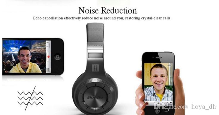 Bluedio HT 무선 블루투스 헤드폰 BT 4.1 좋은 음질의 스테레오 블루투스 헤드셋으로 최고의 품질