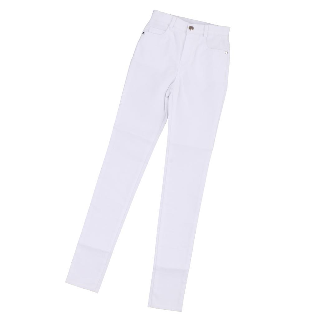 70cm BJD blancos pantalones de los pantalones para hombres SD muñeca accesorio de vestir