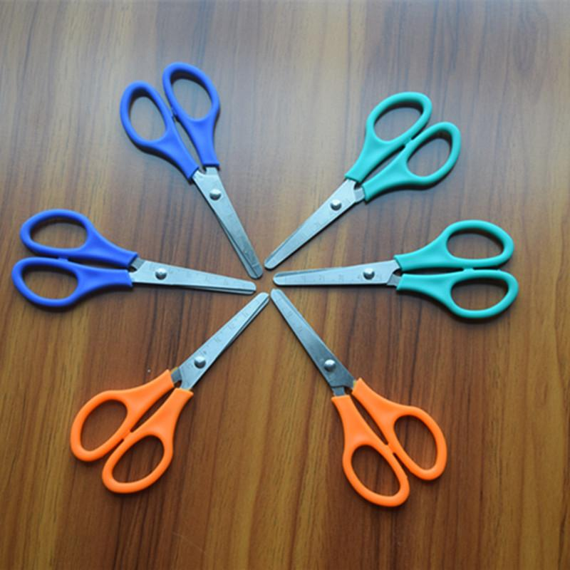 Low price, high quality office scissors, high quality student scissors, stainless steel scissors.