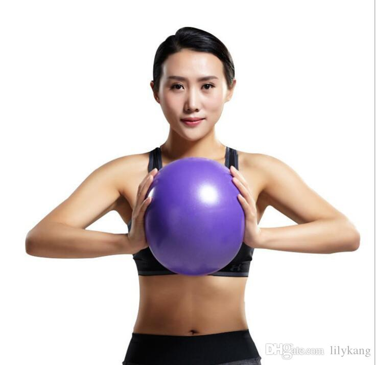 a prueba de explosiones mini pelota de fitness PVC 25 cm pelota de yoga NIVNI Pelota de gimnasia