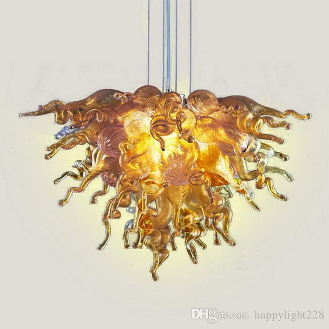 Небольшая Дешевая Цена Люстра Светильники Гостиная Арт Огни Современного Искусства Декора Люстры в Стиле Дейла Чихули