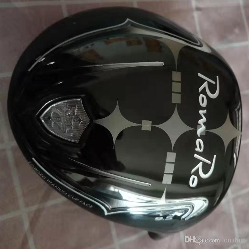 Romaro راي سائق جولف رئيس 9.5 / 10.5 درجة مزورة التيتانيوم السائقين كأس الوجه العلامة التجارية نوادي الغولف (السعر هو فقط الرأس، دون رمح وقبضة)