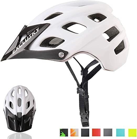 Hotsell Exclusky взрослый MTB велосипед Велоспорт шлемы горный велосипед шлем CPSC сертифицированный открытый велоспорт защитное снаряжение