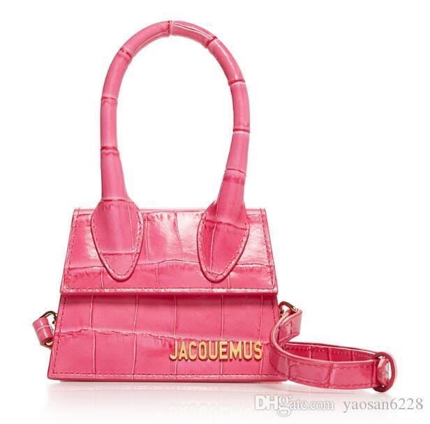 Alligator fendus sacs en cuir pour femmes 2020 dames sacs à main sac d'été sacs de créateurs de sac de luxe