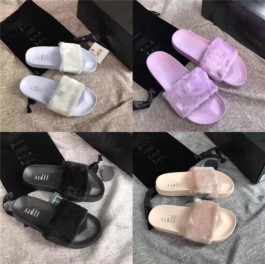 2020 Nova Chinelos sandálias sapatos de couro real Slides melh Chinelos Sandálias Huaraches preguiçosos Scuffs Para Mulher Eu: 35-40877 # 546