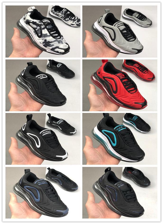 Chaussures de course pour enfants 72c Coussin Chaussures Casual Garçons Filles Loisirs Sport Chaussures enfant jeunes enfants Courir Jogging Respirant