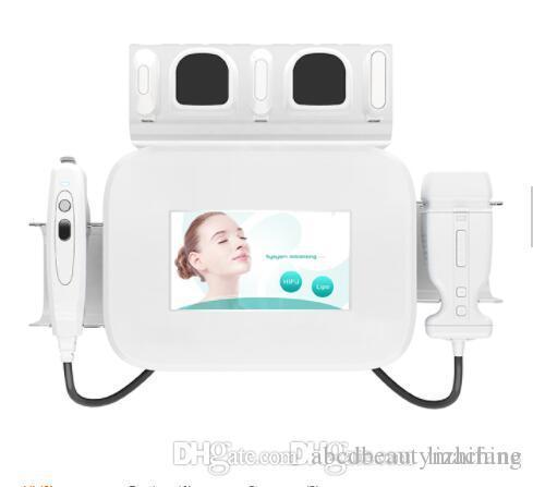 2019 mais novo liposonix + hifu 2 em 1 ultrassom lipo hifu máquina face corporal liposonix emagrecimento perda de peso lipossonic ultrassom