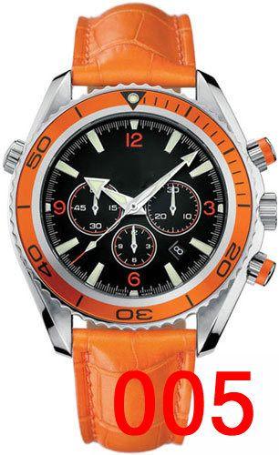 A-2813 Leather Luxury Mechanical Herren Automatikuhr Herrenuhr Edelstahl Automatikuhren Armbanduhren