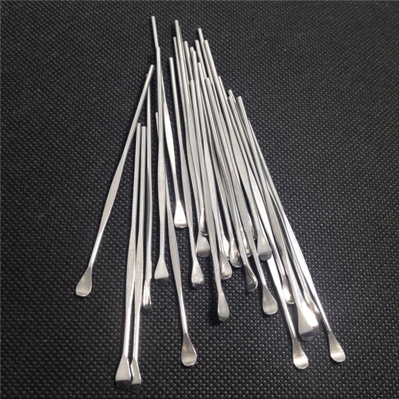Strumento all'ingrosso Dab per Dry Herb vaporizzatore in acciaio Stee mini attrezzo Dabber Cera Olio Atomizer per il contenitore del vapore Pen Kit