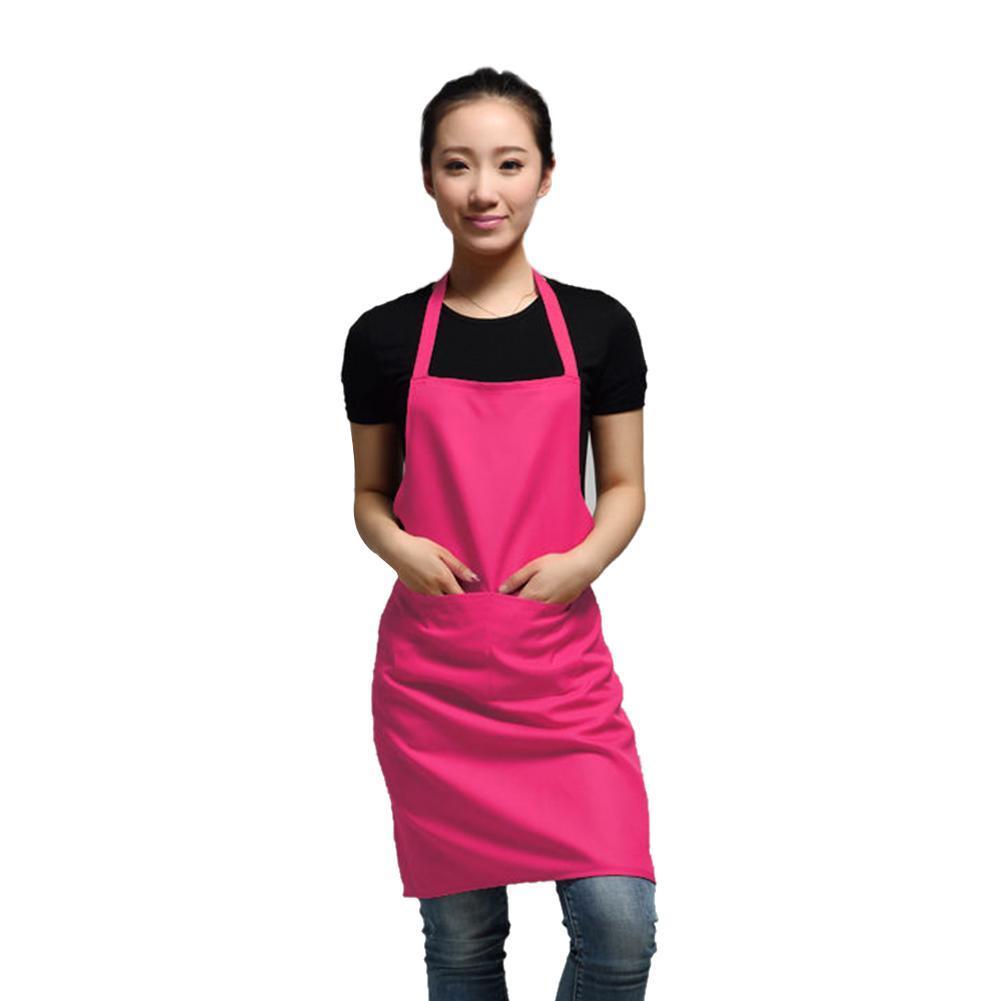 Pişirme Elbise Üst Kalite Pişirme 2018 YENİ SICAK Moda Lady Kadınlar Önlük Ev Ev Mutfak Chef Butcher Restoran