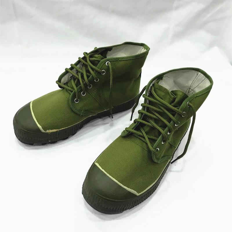 Militärschuhe Männer militärischen Stil Stiefel Rote Armee Traditionelle Schuhe grün Sportschuhe Sportschuhe Männer Sicherheit Motorradstiefel
