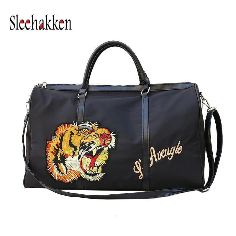 Grande saco lugge unisex sac de voyage Oxford mão pano embalagem bagagem cubo bagagem fim pacote peça saco 20-30L duffle bagsacc7 #