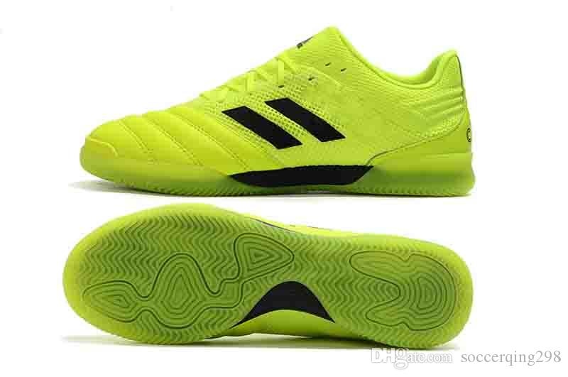 2019 mens soccer shoes Copa 19.1 FG soccer cleats world cup outdoor football boots Copa 19.1 IN TF MD mundial chaussures de foot