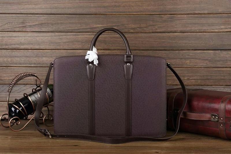 2019 M30056 Moda Uomo Brown Handbag Messenger Valigetta sacchetti di spalla Hobo Borse Top Manico Boston del corpo della traversa della spalla del messaggero