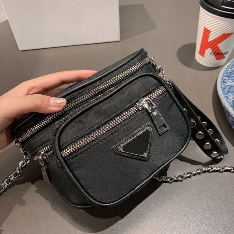 Designer-Moda bolsas de grife marca bolsas de alta qualidade sacos de ombro Corpo Cruz sacos Nylon transporte livre à prova de água