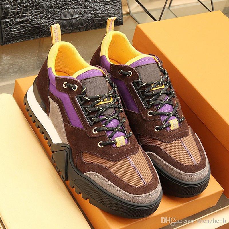 Mode Classique Randonnée Sneaker Chaussures Hommes Livraison Rapide Vintage Chaussures de marche en plein air Hommes confortables lacets Chaussures da uomo Scarpe SPORTIVE
