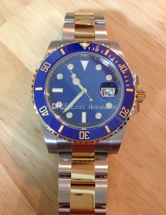 무료 배송 뜨거운 판매 남자 시계 최고 판매 럭셔리 시계 기계식 시계 자동 운동 스테인레스 스틸 손목 시계 남자 192