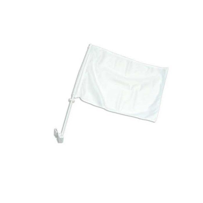 Bandeiras de viaturas em branco Custome com suporte de plástico, sublimação 30x45cm com 43 centímetros pólos de plástico, uma única impressão lateral, frete grátis
