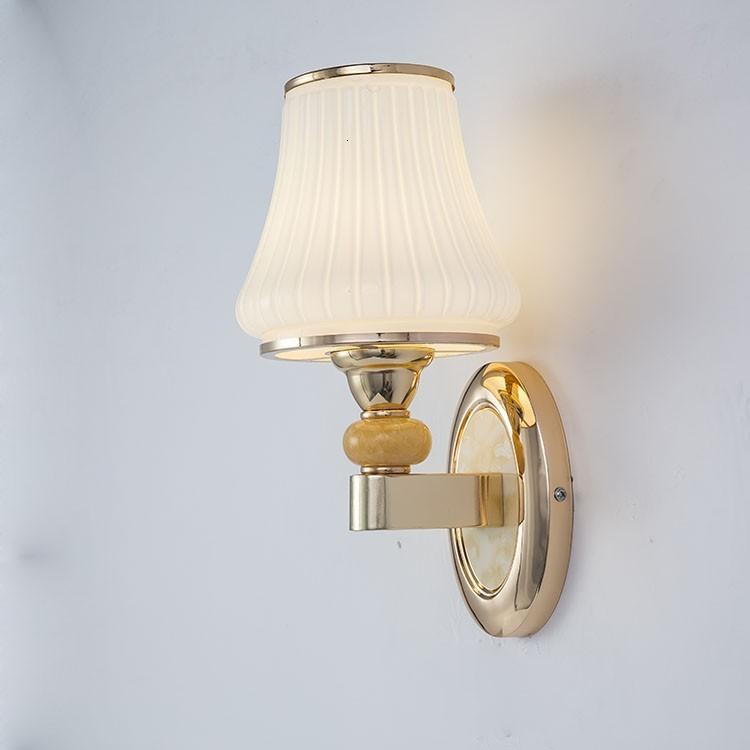 Ancient Town Wall lampe moderne Un Salon Balcon Originalité Lampe de chevet mur Cozy Chambre Ingénierie