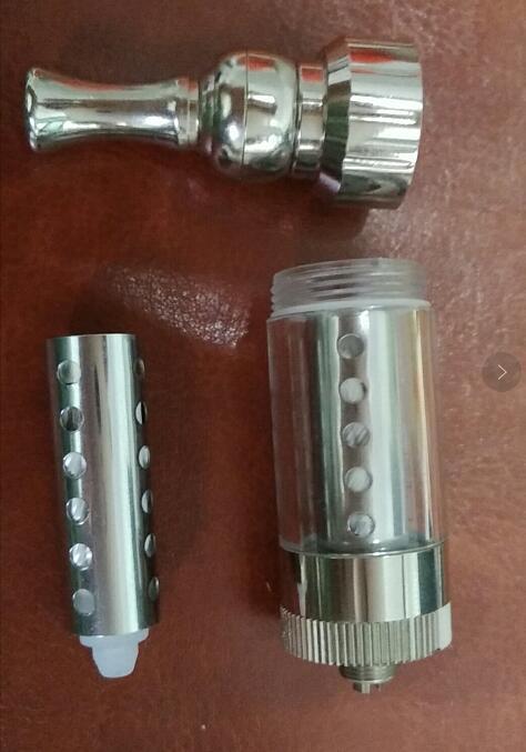 e-Zigarette vape Wiedereinbau-Spulenkopf iclear 30s Spulenzerstäuber überholbarer Doppelspulenkopf DHL geben Verschiffen frei