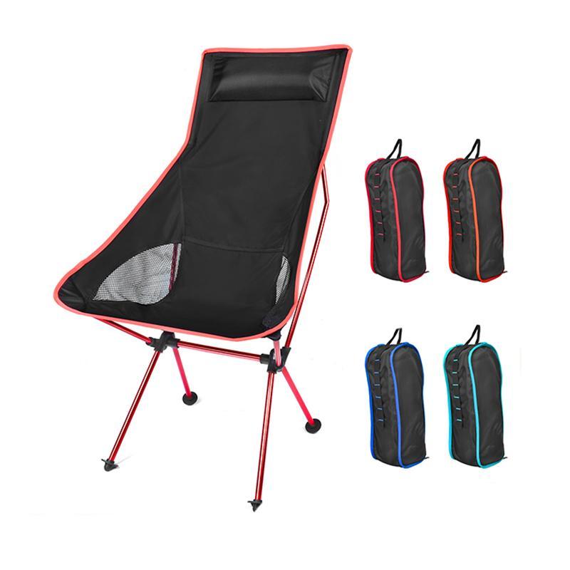 Tragbare Moon Chair Leicht Angeln Camping Grill Stühle Klapp Erweiterte Wandern Sitz Garten Ultra Office Home Möbel