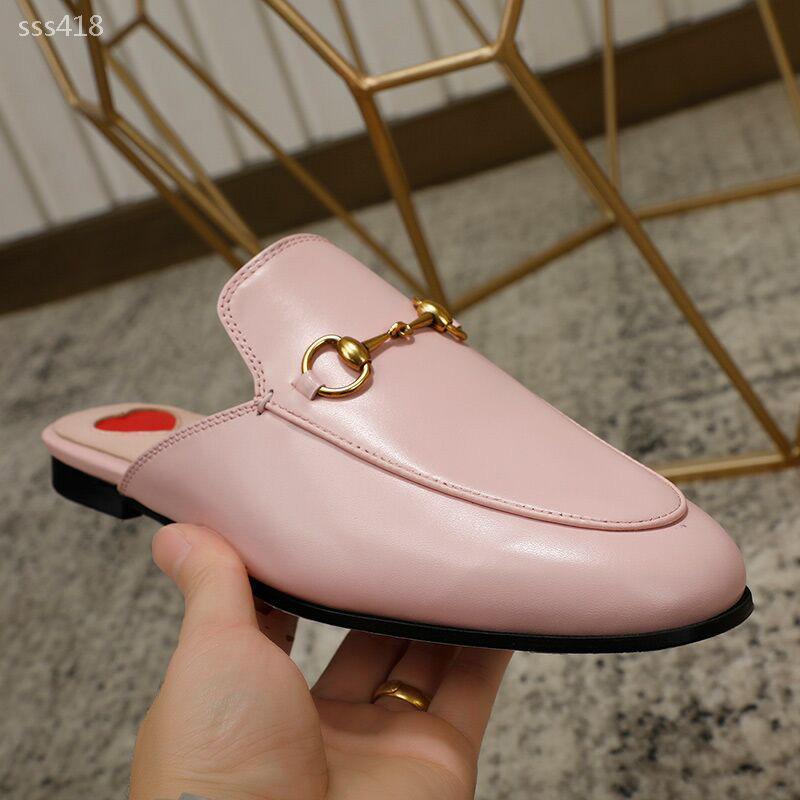 2020 новые мужские и женские модные пляжные сандалии скольжения мужской женский цветок цветет печать кожаные плоские тапочки цвет с размером коробки Eur 35-41 см
