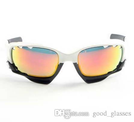 Yeni Geliş Güneş ÇENE Erkekler Kadınlar Bisiklet Gözlük Açık Bisiklet Sporları Bisiklet Güneş Gözlükleri wheo vakalarla