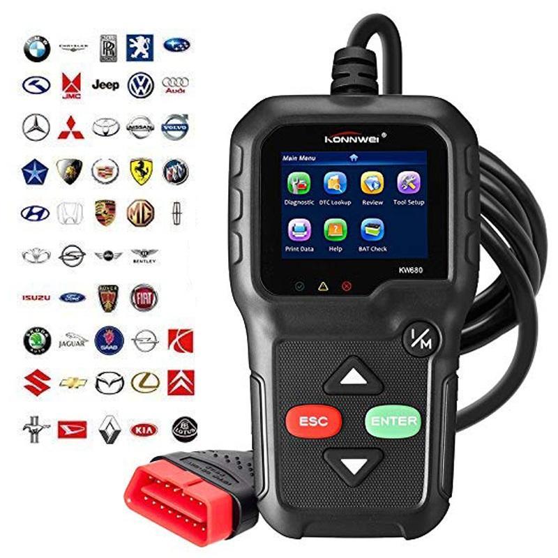 Automotive Scan Tool >> 2019 Professional Obd2 Scanner Car Diagnostic Code Reader Gas Diesel Analyzer Automotive Scan Tool 2018 New Version From Xianru 76 71 Dhgate Com