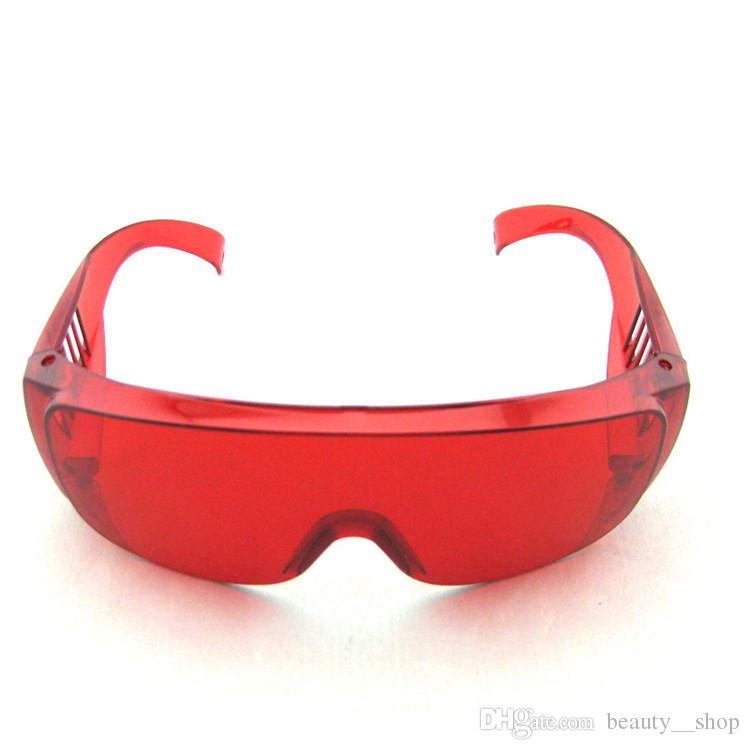 نظارات السلامة نظارات واقية ل إزالة الوشم آلة السعر المحمولة 1064 532nm الأسود دمية عدسة س مبدلة nd ياج معدات الليزر