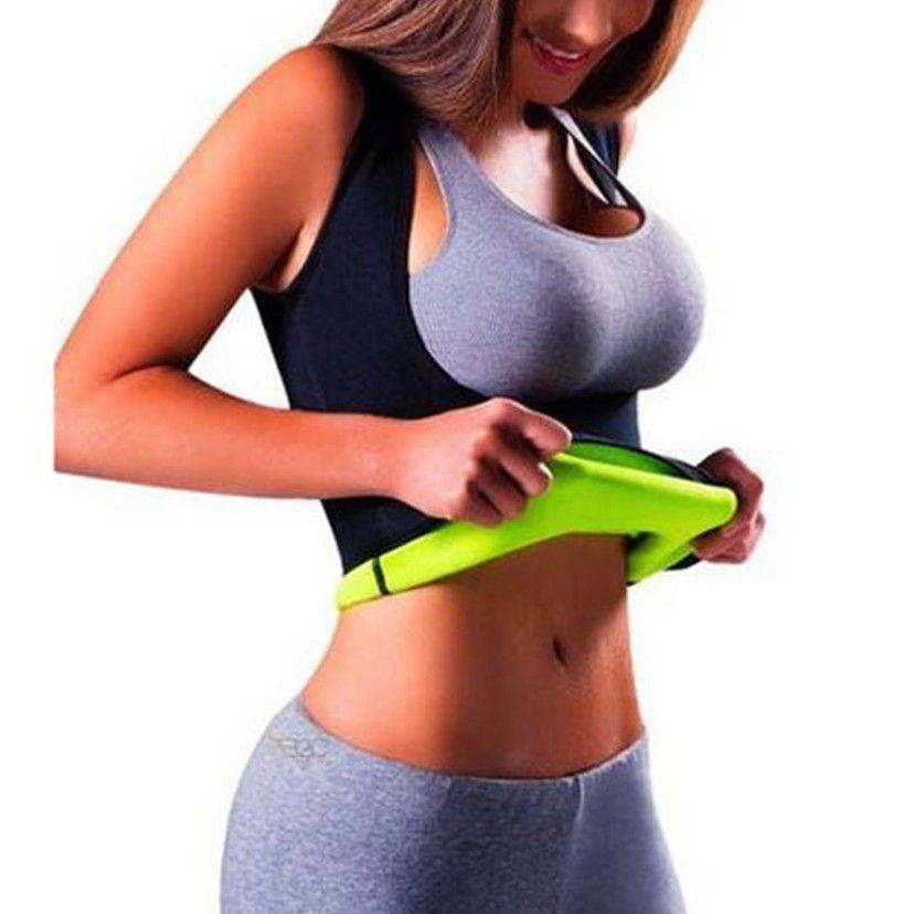 Sıcak chenye Artı boyutu Zayıflama Gömlek Neopren tişört Zayıflama Shaper yeni Vücut Şekillendiriciler Gömlek Göğüs Karın Kilo Kaybı Vest Tops