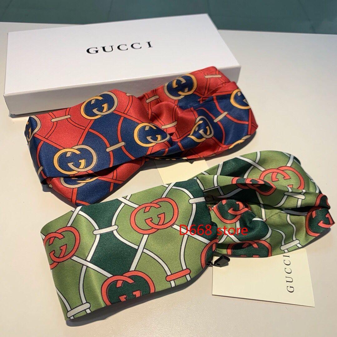 Летний яркий цвет дышать hairband для женщин мягкие шелка мода письмо дизайнер повязка на голову девочка группа волос ювелирные изделия изысканный благородный