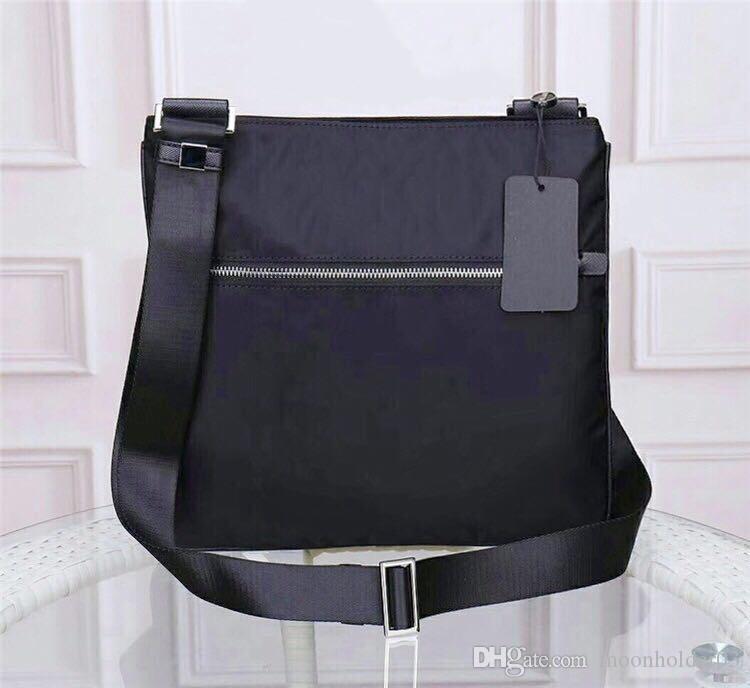Porte-documents Wholesale Nouveau Messenger Messenger Fashion Tissu imperméable Ordinateur 2021 Parachute Single téléphone portable Sac à bandoulière UDMQ