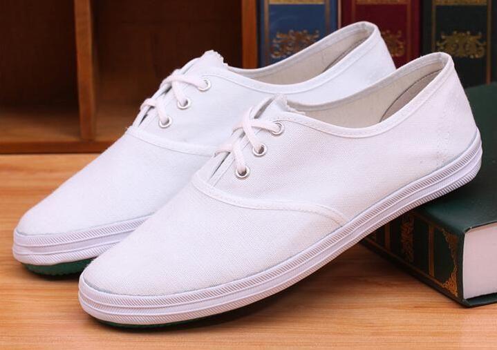 flat sole sneakers cheap online