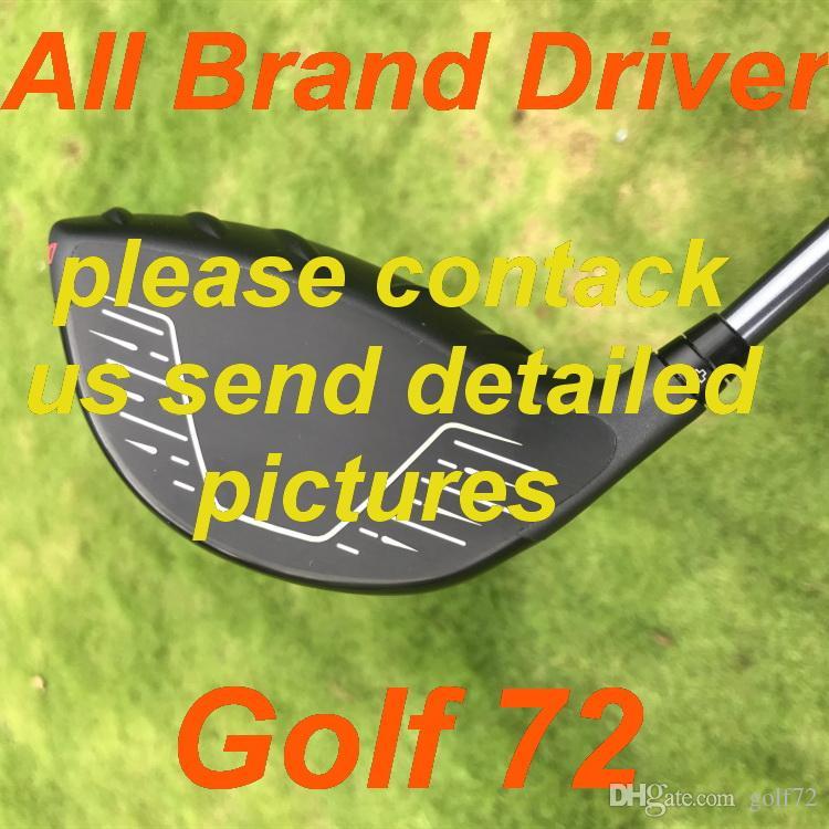 2020 جديد للجولف سائق RH جميع سائق العلامة التجارية 9.5 أو 10.5 درجة مع جرافيت رمح وجع أذن نوادي الجولف
