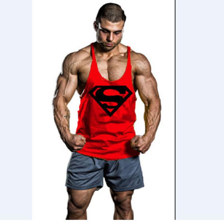 Fondo Basics completa Cotton Opere Superman Volume bordo Vest