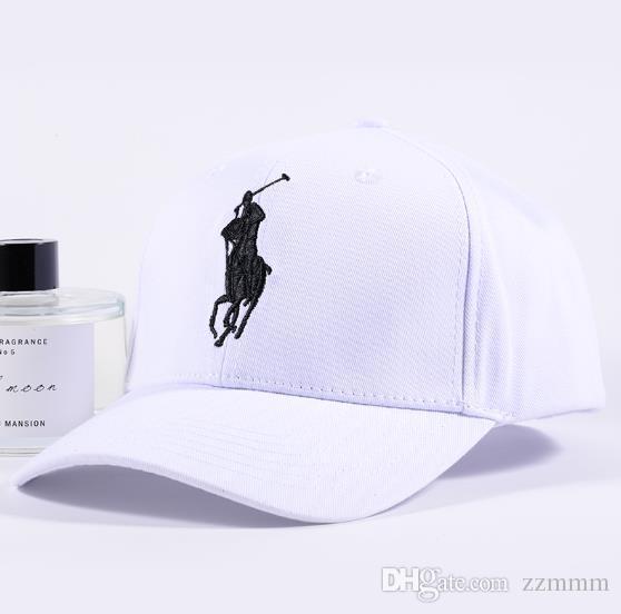 Erkekler kadınlardan Günlük spor vizör Şapka toptan gorra Snapback Casquette kemik baba şapkasını Caps için yüksek kaliteli Klasik tasarım şapkası golf Şapkalar