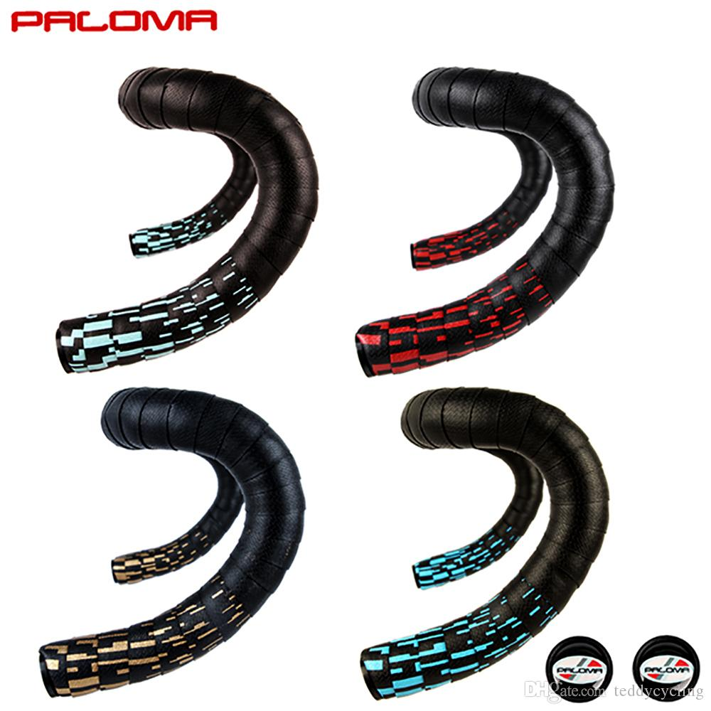 Paloma road handlebar band dead fly bicycle bend tape bandage meteor gradient color comfortable breathable