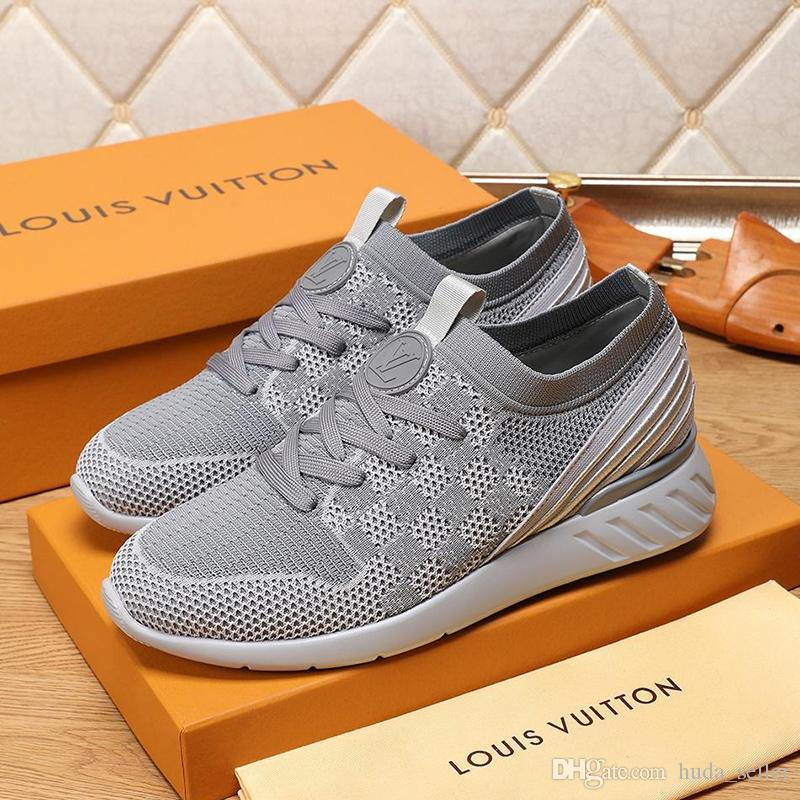Marques Mode Fastlane Sneaker Chaussures Hommes Drop Ship confortables Sneakers Vintage respirant Chaussures Air Low Top Lacets Hommes Casual