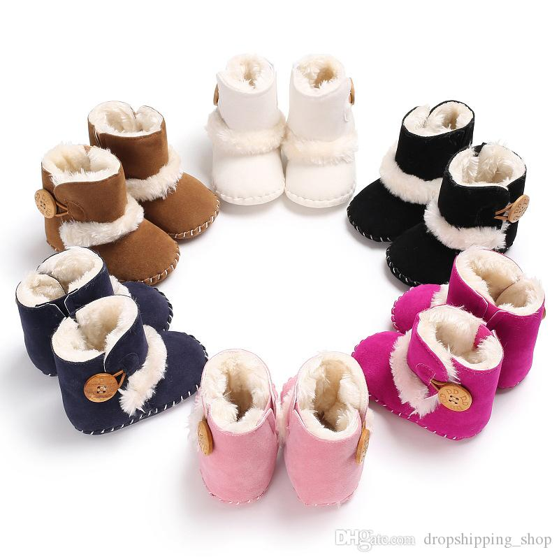 2019 New Arrival baby shoes 11cm 12cm 13cm black white pink brown dark blue for kids running shoes online sale