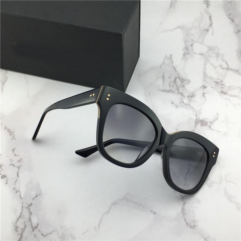 Atacado-nova moda feminina marca designer TRIPPER óculos de sol óculos de armação de olho de gato design de moda estilo de verão com caixa