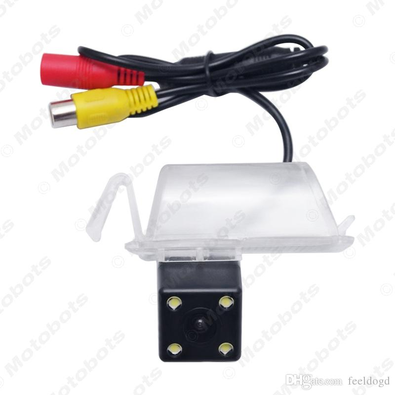 wholesale Car Rear View Camera with LED For Buick Park Avenue/Chevrolet Camaro/Sail Reverse Parking Camera #4725