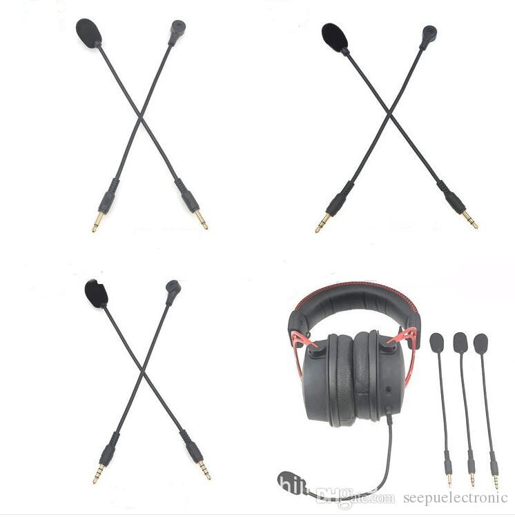 Replacement Mic 3 5mm For Turtle Beach Microphone For Headset Game Mic Boom 4 Turtle Beach Ear Force Xo One Stealth 420x Recon 320 Z60 19cm Video Camera Microphone Vintage Microphone Prop From