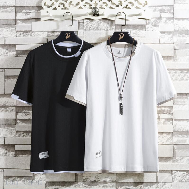 1New styleDesigner Tops T-shirts 2020 Verão 1 bom TShirt das mulheres dos homens de forma magro duro 01y Designer Letters printe mangas curtas T-shirts