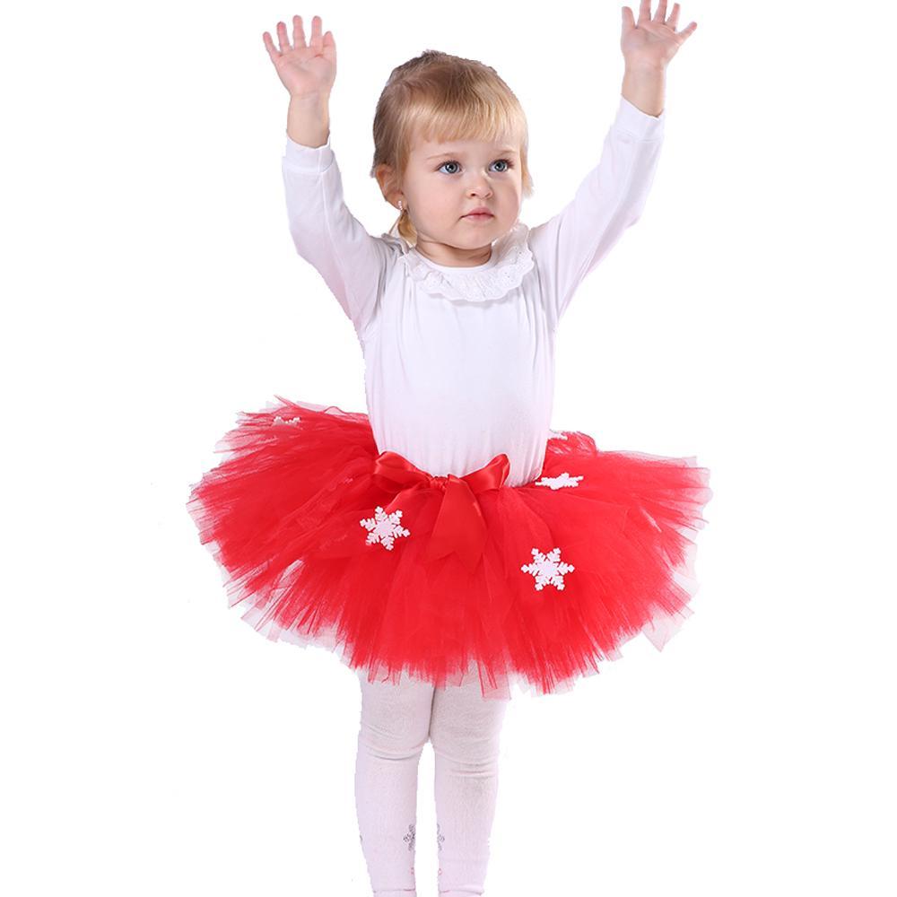 لطيف توتو تنورة فتاة منفوش توتو الطفل طفل أحمر أخضر تول تنورة أطفال حزب عيد ميلاد بنات تنورة الصيف الأطفال PETTISKIRT