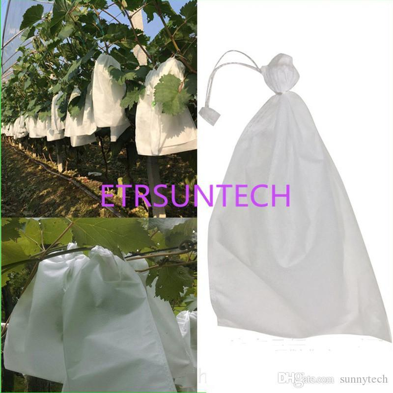 1000pcs lot grape bag Anti-bird Moisture Pest control fruit protection bags tela mosquito bag of grapes nanch porta bustine LX0245