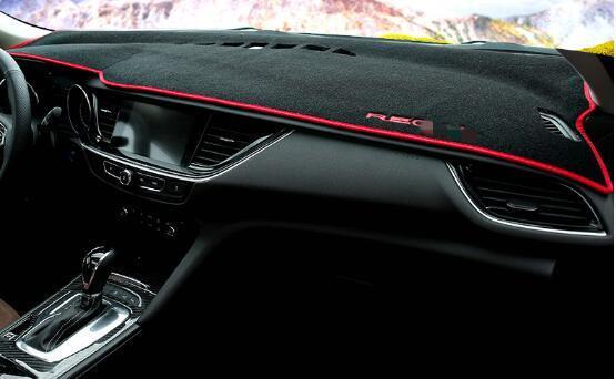 Car Styling Autozubehör Instrumententafel Pad Sonnenschutzpolster für 2017 Licht-freies Verschiffen