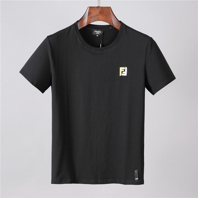 2020 neue Mens Designer T-Shirt Europäische amerikanische populäre kleine rote Herzdrucken T-Shirt Männer Frauen Paare T-Shirt M77
