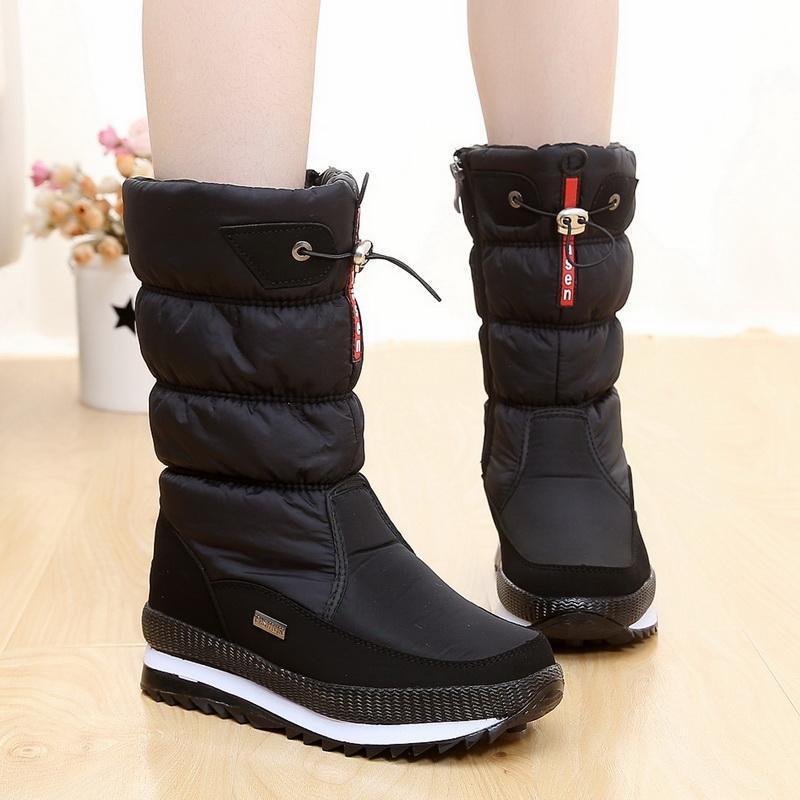 Snow Boots Women Winter Boots