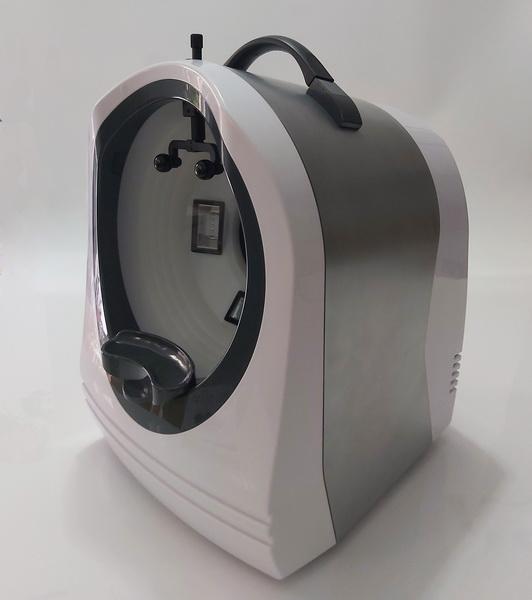 살롱 스파 용 3D 매직 미러 페이셜 피부 분석기 피부 분석 기계 피부 진단 시스템